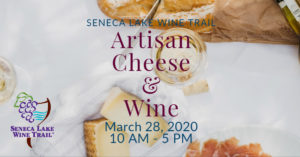 cheese and wine in bg with event text