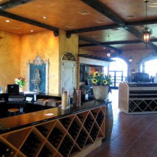 Café Toscana at Ventosa Vineyards